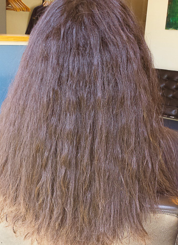 Before and Afters - Thermal Reconditioning / Japanese Hair Straightening and Keratin Hair Straightening specialists in San Francisco, CA